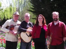 Cassidy's Irish band media pic